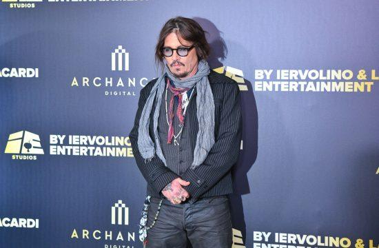 Džoni Dep Johnny Depp