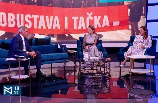 Obustava i tačka - Gosti Nemanja Jolović, Sara El Sarag