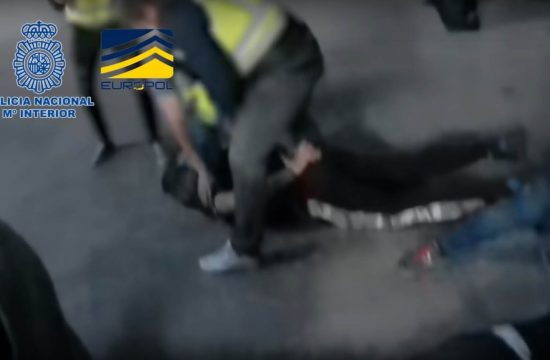 Hapšenje, Španija, Srbin, Zlatan Petrović