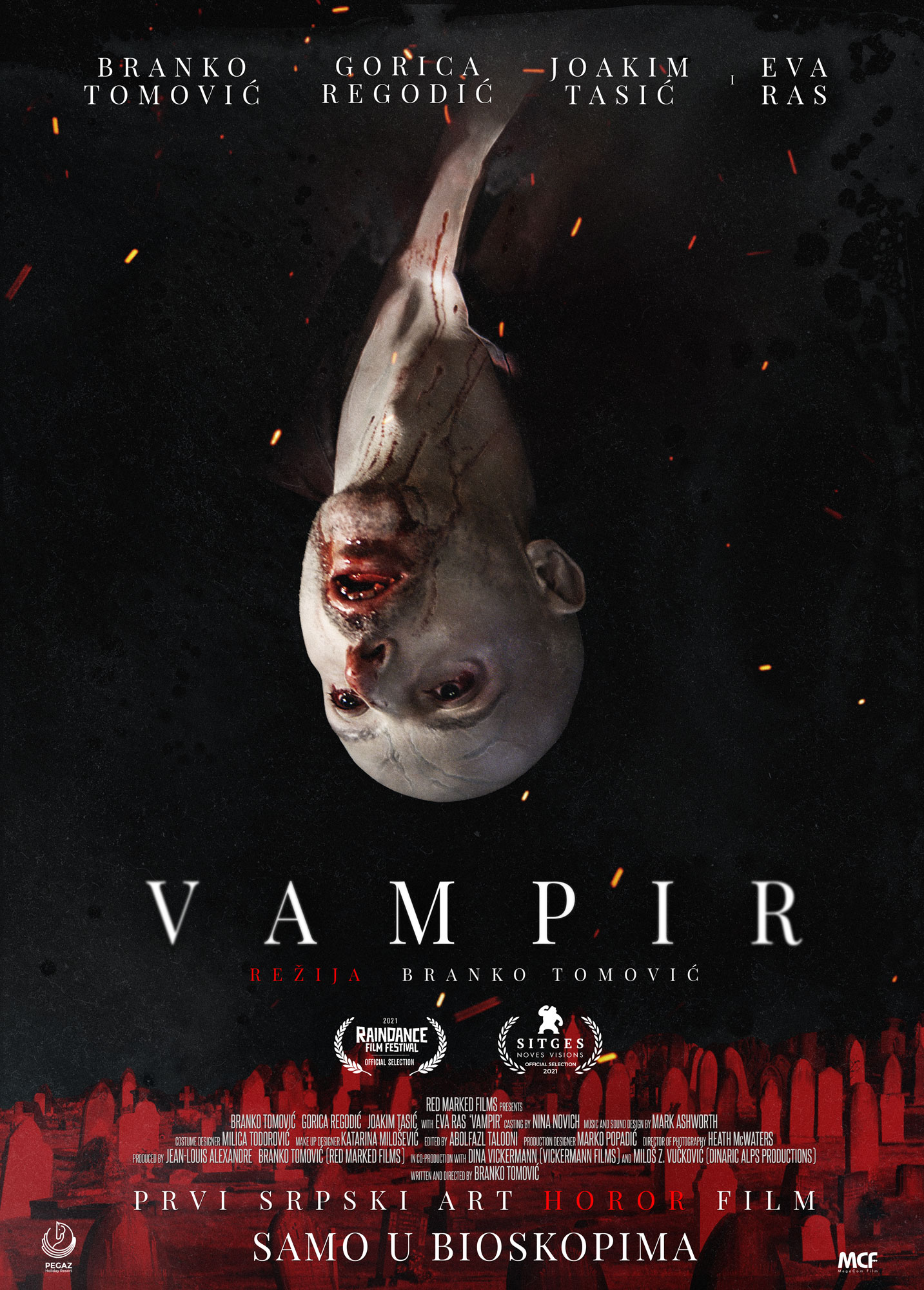 poster Vampira