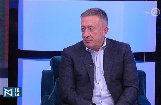Sead Spahović, advokat Dijane Hrkalović, emisija Među nama, Medju nama Nova S