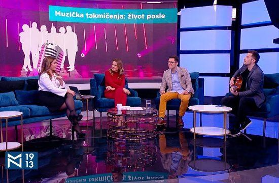 Karijera posle pobede u muzičkom takmičenju – gosti Mirza Selimović, Ilma Karahmet I Davor Jovanović