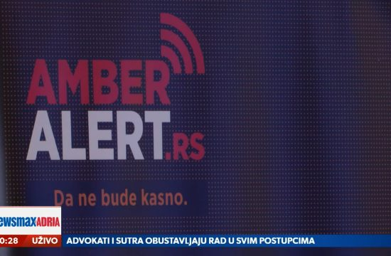 Deca, bezbednost. Šta koči uvodjenje sistema Amber alert, prilog, emisija Pregled dana Newsmax Adria