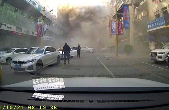 eksplozija gasa šen jang