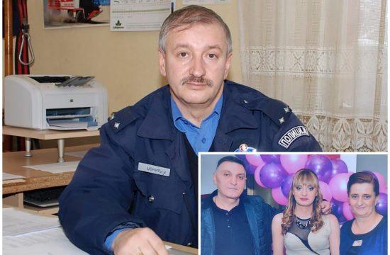 Porodica Đokić, Djokić, osumljičeni Goran Džonić