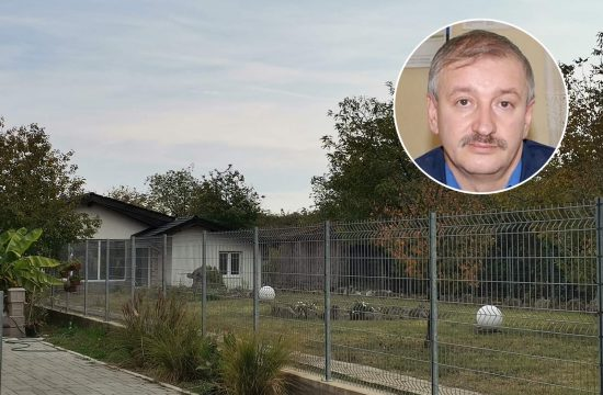 Kuća sina ubice, Goran Džonić