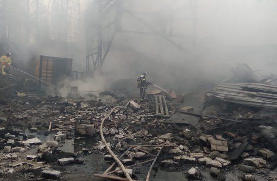 Rusija, eksplozija