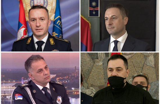 Slobodan Malešić, Veselin Milić, Tomislav Radovanović, Ninoslav Cmolić