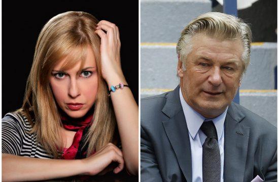 Bojana Maljević i Alek Boldvin, Alec Baldwin