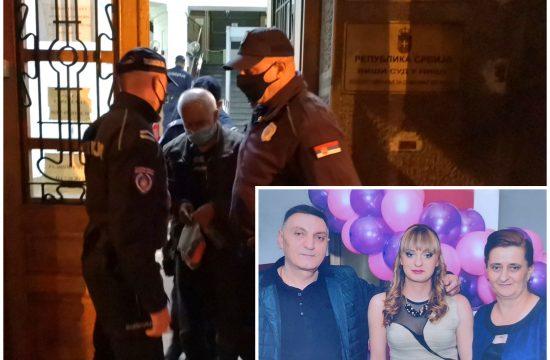 Goran Džonić, porodica Đokić, Djokić, tužilaštvo, sud, policija