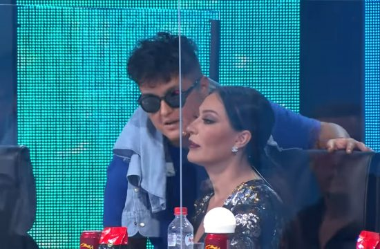 Marija Šerifović i Ceca Ražnatović