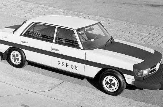 ESF, bezbednost, auto, automobil Mercedes