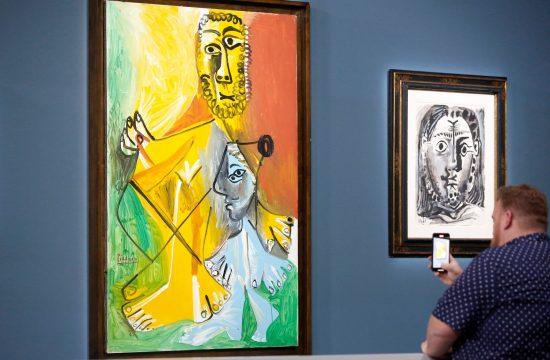 Pikaso, Picasso, aukcija, Las Vegas