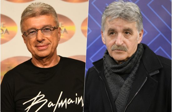 Sasa Popovic i Dragan Stojkovic Bosanac