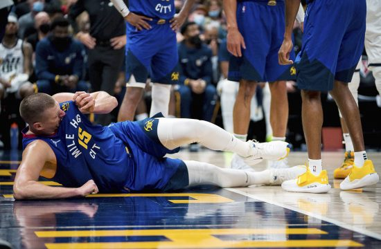 Nikola Jokić povreda
